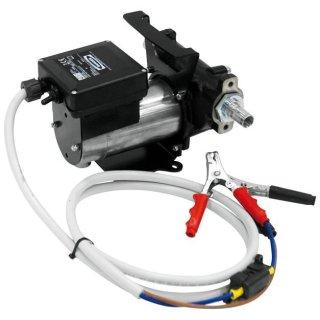 Carry Panther , 2900 min-1, 12 V; Dieselpumpe mit Tragegriff, Schalter und Kabel