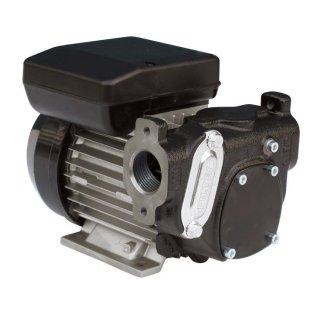 E 56-F Betankungsset ohne Zählwerk , 230 V; für Diesel/Biodiesel, mit Teleskoprohr 95 cm