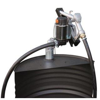 E 3000-F Betankungsset für Diesel , 12 V; ohne Zählwerk, mit Teleskoprohr 95 cm