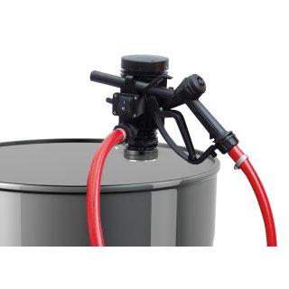 Fasspumpe PICO , 12 V; Dieselpumpe mit manueller Zapfpistole