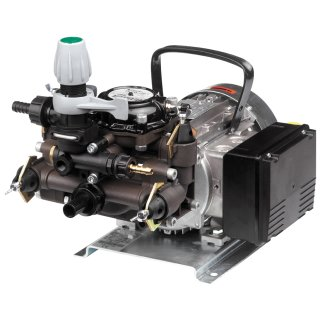 MC 20 Membranpumpe , 230 V; mit Elektromotor, Kabel und Stecker