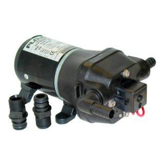 Flojet Quad Pumpe 24V Bypass R4405