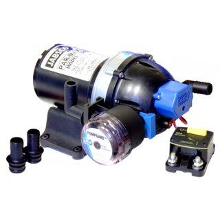 Jabsco PAR MAX 7  12 Volt 26,5 Liter / Minute 2,7 bar