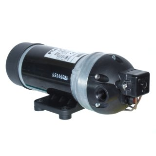Druckwasser Triplex Flojet Membran Pumpe 24 Volt 5,7 l/min 10,5 bar