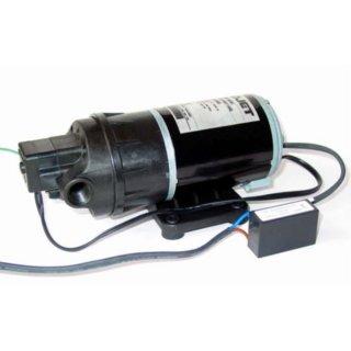 Flojet Duplex Membranpumpe 220 Volt  6 Liter/minute selbstansaugend