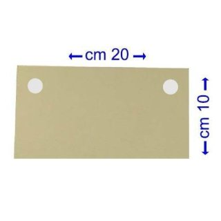 Filter Pads 10 x 20 cm 0,9 µm   Set