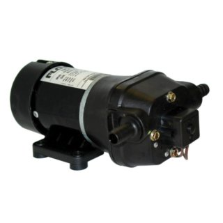 Membranpumpe 4-fach 720 Liter / Stunde IP44 230 Vac
