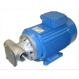 Edelstahl-Impellerpumpe 80 Liter / Minute