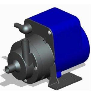 Totton Magenetgekoppelte  Kreisel-Pumpe NDP 14/2 / 230 Volt 13 mm, Schlauchanschluss