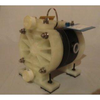 Druckluft Membranpumpe Kunststoff  AOD.25-PTTP-Y 12 Liter
