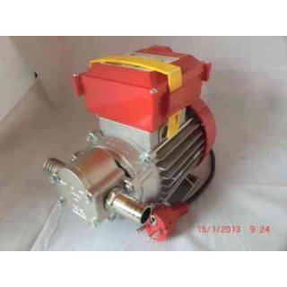 Zahnradpumpe 230 Volt 15 l/min