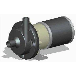 Totton Pumpe DC 15/5  24 Volt DC 6,4 Liter/min Kreiselpumpe mit Magnetkupplung
