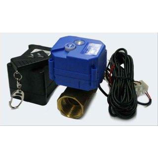 2-Wege Ventil Elektrisch 12 Volt Fernbedienung