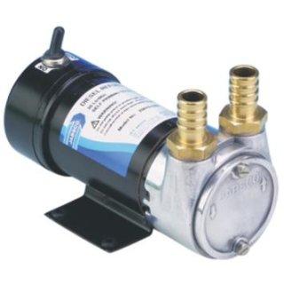 Betankungspumpe 35 Liter / Minute 24 Volt DC  für Diesel, Heizöl,  Selbstansaugend