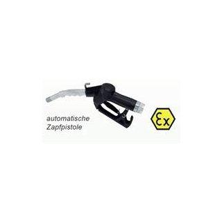 Automatische Zapfpistole EX 50 ATEX bis 120 l/min Förderleistung