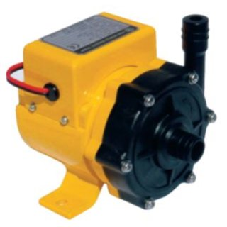 Magnetkreiselpumpe 24 Volt DC Brushless NH-5