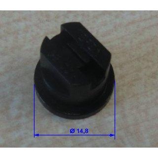 Flachstrahldüse Kunststoff  110°  Flow 0,8