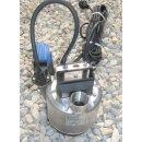 LOWARA Schmutzwasserpumpe Tauchpumpe DOC 3/A GT mit...