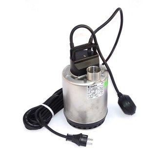 LOWARA Schmutzwasserpumpe Tauchpumpe DOC 7/A