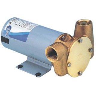 Impellerpumpe Utility Puppy 2000, 24 Volt
