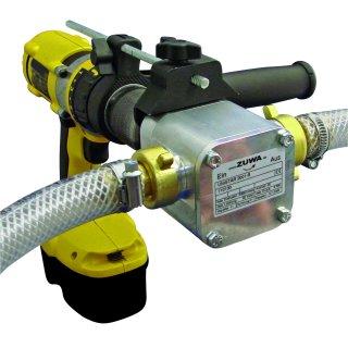 UNISTAR 2001-A; Impellerpumpe mit Adapter für Bohrmaschine