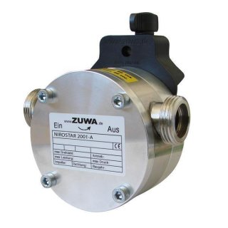 NIROSTAR 2001-A; Impellerpumpe m. Adapter f. Bohrmaschine