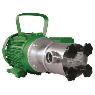 NIROSTAR 2000-A/PT, 2800 min-1, 230/400 V; Impellerpumpe mit Motor, Kabel und Stecker