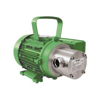 NIROSTAR/V 2000-B/PF, 2800 min-1, 230/400 V: Impellerpumpe mit Motor, Kabel und Stecker