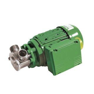 NIROSTAR 2000-C/PF, 1400 min-1, 400 V; Impellerpumpe mit Motor und Kabel, ohne Stecker