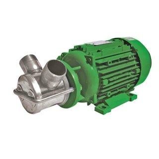 NIROSTAR/E 2000-D/PF, 1400 min-1, 400 V; Impellerpumpe mit Motor und Kabel, ohne Stecker