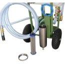 Cleaning Mobilcenter - Behälter 55 Liter; Spülstation mit COMBISTAR 2000-B , 230 V, 2800 min